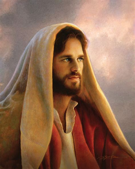 Lds Home Decor by Bread Of Life Painting By Greg Olsen
