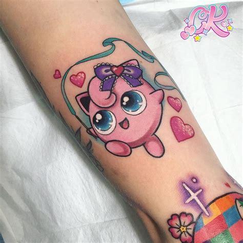 jigglypuff tattoo best 25 shiny jigglypuff ideas on amazing