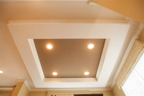 Tray Lighting Ceiling Mouldings Tray Ceilings Colony Homes
