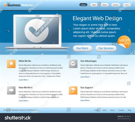 web design company in btm layout company web design website home page template with