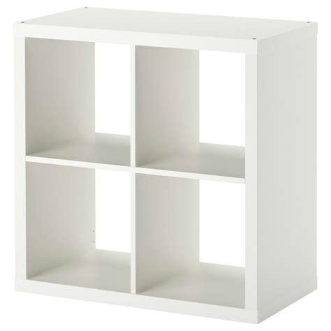 ikea kallax shelving bookcase bookshelf storage box unit