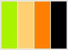 colors to go with lime green orange green color palette www pixshark com images