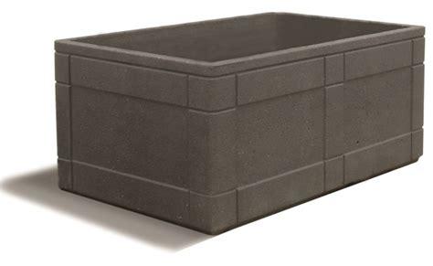 Concrete Security Planters by Concrete Security Planter Tf4183sp