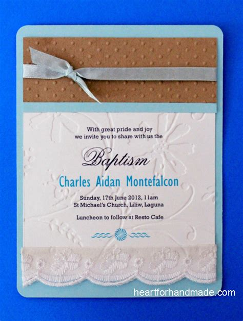 Christening Invitations Handmade - 301 moved permanently