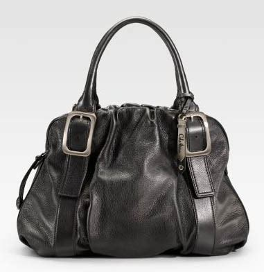 Cole Haans S Rouched Satchel In by Cole Haan Ruched Leather Satchel Purseblog