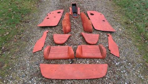 lobster red interior  sale pelican parts forums