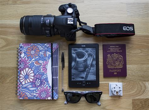 travel items my 10 essential travel items empfire
