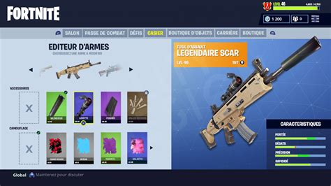 fortnite accessories fortnite concept customization project weapons