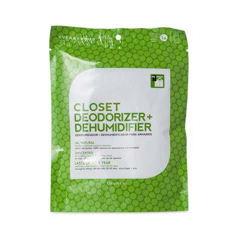 Best Closet Deodorizer by Closet Deodorizer Dehumidifier By Bamboo Thrive