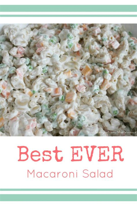 best macaroni salad myideasbedroom com the best macaroni salad ever recipe dishmaps