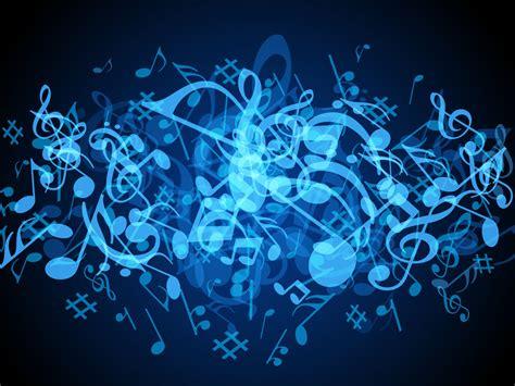 blue soundtrack notes background 配乐 popmusic background 点力图库