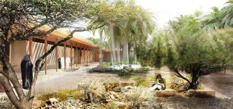 west  unveils botanic garden  doha qatar inspired