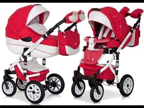 Kinderwagen 3 In 1 3758 by Riko Brano Ecco 3 In 1 Kombi Kinderwagen Pr 228 Sentation Und