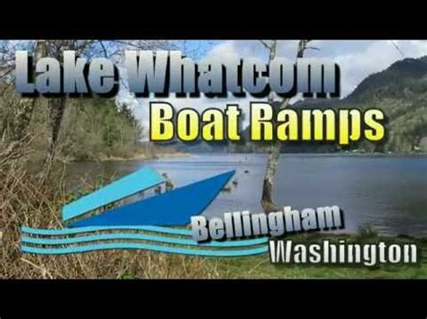 boat launch lake washington lake whatcom boat launch boat r east of bellingham