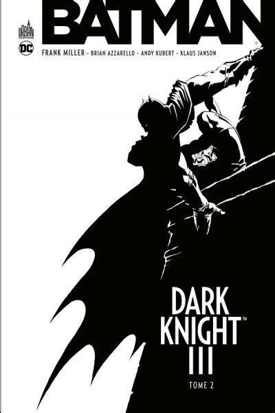 libro batman dark knight iii batman dark knight iii tome 2 bdfugue com