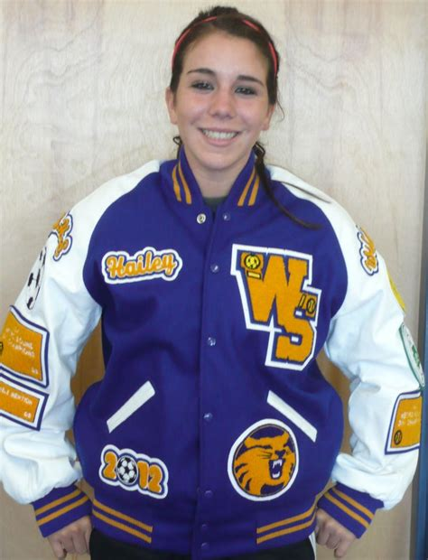 S College Letter Jackets West Seattle High School Varsity Letter Jacket Www Nationalachiever Varsity Sport