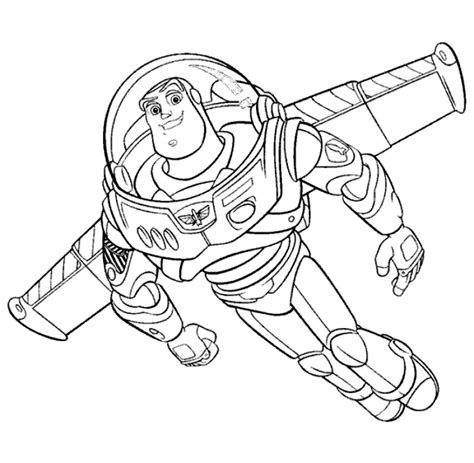 color buzz free story woody coloring coloring pages