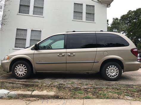 build dodge caravan let s build a minivan cer minivanlife medium