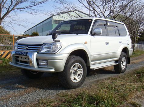 toyota land cruiser prado for sale in usa toyota land cruiser prado 4wd 2000 used for sale