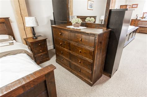 rustic bedroom suites rustic pine 7 piece pioneer bedroom suite lloyd s