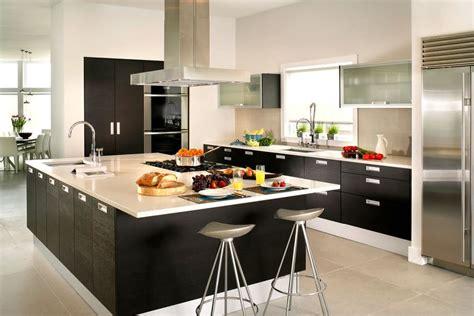 Island Peninsula Kitchen by 100 Cozinhas Com Ilha Central Projetos E Fotos Incr 237 Veis