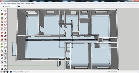 Side Split Floor Plans thoughts on my beam location building amp construction