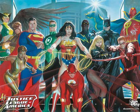 Justice League Of America Jla Superheroes Dc Comics Z0407 Iphone 5 5 justice league america wallpapers