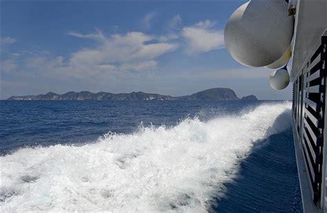 porto d imbarco per ponza informazioni