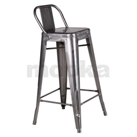 tolix metal bar stools tolix wide back bar stool mooka modern furniture