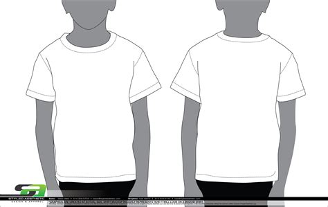 s t shirt template templates styled aesthetic