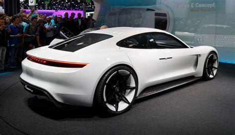 E Porsche Preis by Porsche Elektroauto Mission E Mehrere Leistungsstufen