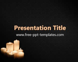 Funeral Presentation Template by Funeral Ppt Template Free Powerpoint Templates