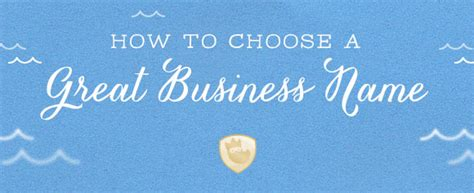 Handmade Shop Names - how to choose a great business name oh my handmade