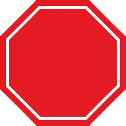 Blank Stop Sign Clip Free by Blank Stop Sign Png 27210 Free Icons And Png Backgrounds