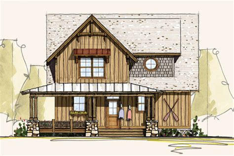 cumberland trace 2 story small log home plans rustic