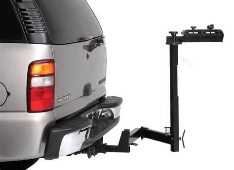 surco osi swing  hitch mount bike rack