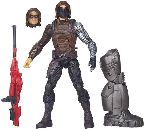 film action figures captain america the winter soldier action figures