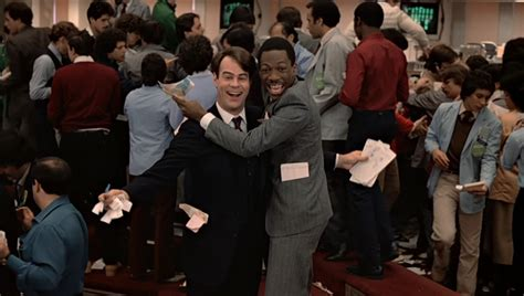 trading places trading places co writer wall street movies take