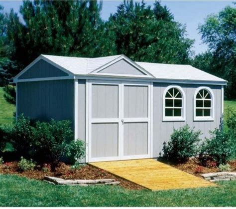 Contemporary Storage Shed Handy Home Columbia Storage Shed 12 X 12 Ft