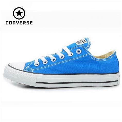 converse original low blue aliexpress buy original converse all s and