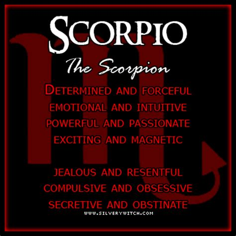 quotes about scorpios