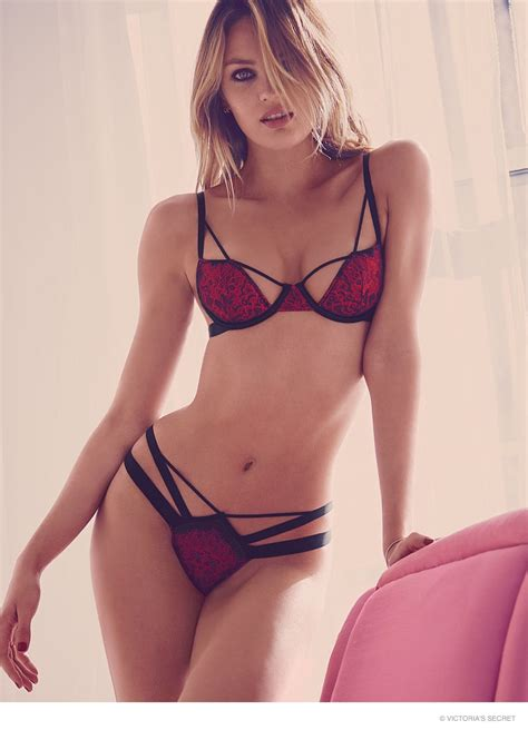 victorias secret model with bob haircutjnnnamnaasmtgyiuop candice swanepoel is red hot in victoria s secret