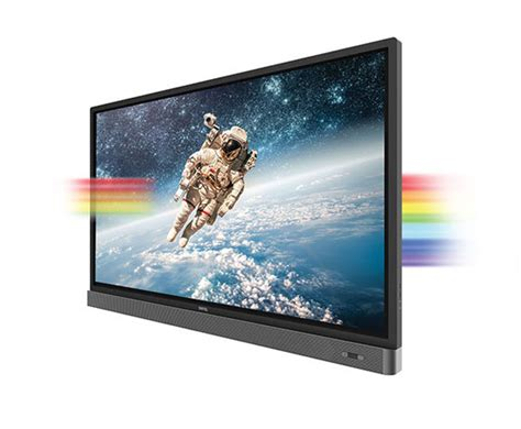 Benq Ifp Rp653k rp653k 65 education interactive flat panel