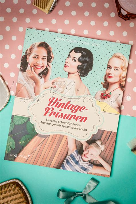 vintage hairstyles book guide to vintage hairstyles vintage frisuren