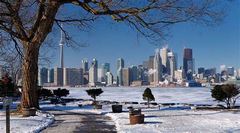 imagenes invierno en canada 191 la temporada invernal ser 225 m 225 s dura en toronto la