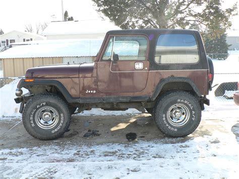 1988 Jeep Wrangler Yj Jeremyclark88 1988 Jeep Wrangler Specs Photos
