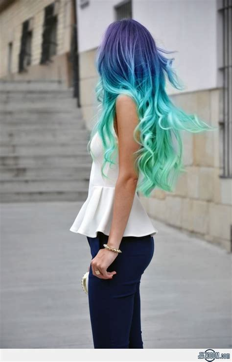 Fading Wisker Soft Blue faded blue hair hair ideas