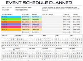 Event Planning Spreadsheet Template event scheduler planner spreadsheet template excel