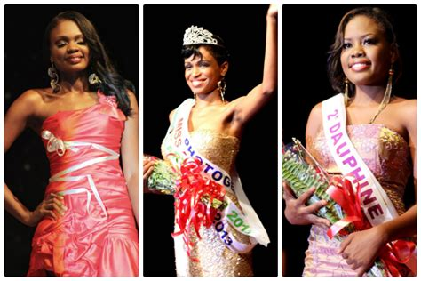 S4 Helwa pg result miss earth haiti