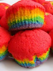 colorful cupcakes rainbow cupcakes c and c dish